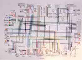 gsxr 1000 wiring diagram wiring diagrams and schematics motorcycle wiring diagrams