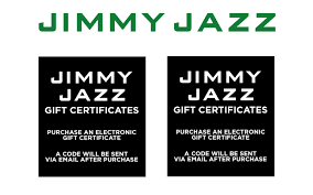 Jimmy Jazz Gift Certificates $25 to $200 Black Friday Deals ...