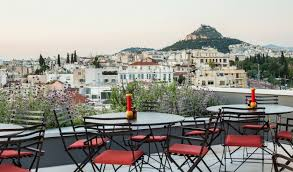 Image result for athens rooftop