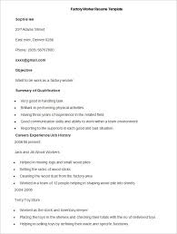 680900 manufacturing resume template 26 free samples examples format factory resume examples