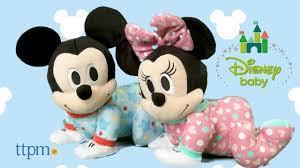 <b>Disney Baby Mickey Mouse</b> Musical Crawling Pals from Just Play ...