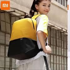 <b>Рюкзак Xiaomi 20L</b>, сумка из полиэстера, цветная, простая ...