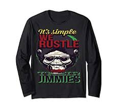 Its Simple We Rustle Their Jimmies T shirt: Clothing - Amazon.com