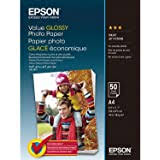 <b>Epson</b> White <b>Photo</b> Inkjet A4 Paper 102gsm (Pack of 100 ...