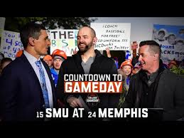 Countdown to GameDay: Week 10, SMU at Memphis | ESPN ...
