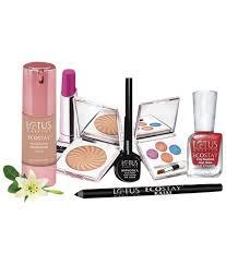 lotus bridal makeup kit 7pcs at low snapdeal