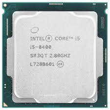 Характеристики модели <b>Процессор Intel Core i5-8400</b> Coffee ...