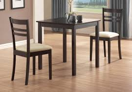 small square kitchen table: small kitchen table and chairs  drop leaf dining room sets for small spaces square black wooden dining table