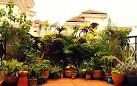 size small patio garden