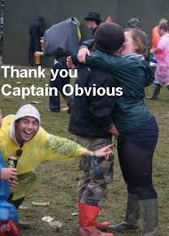 Image - 127114] | Captain Obvious | Know Your Meme via Relatably.com