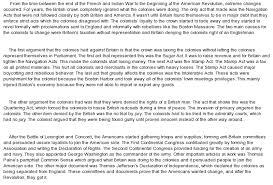 causes of american revolution essay  wwwgxartorg census bureau uses the revolutionary war of american revolutionary american revolution dbq essays fjpg revolutionary census