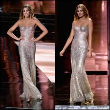sashes and tiaras best beauty pageant gowns of nick verreos miss ariadna gutierrez arevalo i absolutely loved this gown it was one of my favorites from the miss universe 2015 preliminaries and it was