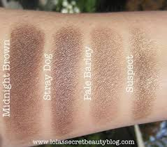 Burberry Midnight Brown and Pale Barley Compared to <b>Urban</b> ...