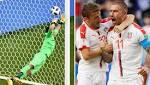 Costa Rica 0 Serbia 1: Aleksandar Kolarov fires in stunning trademark free-kick in rare moment of quality