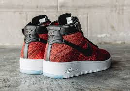 nike flyknit air force 1 mid colorways available sneakernewscom air force 1 flyknit