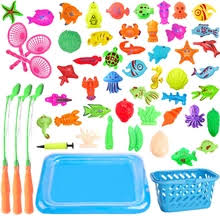 Buy <b>magnetic fishing</b> toy with pool and get free shipping on ...