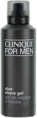 <b>Clinique For Men</b> Aloe Shave <b>Gel</b> - <b>Гель</b> для бритья с алоэ ...