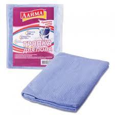 """<b>Тряпка</b> для мытья пола <b>ЛАЙМА</b> """"Премиум колор"""", 80х100см. Арт ..."""