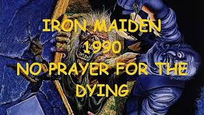 #8 <b>No</b> Prayer For The Dying (1990) - <b>Iron Maiden</b> (Full Album ...
