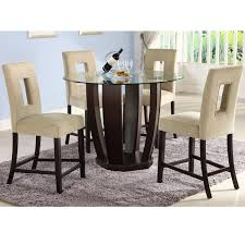 dining room pub style sets: black pub kitchen table sets tantalizing top round dining table