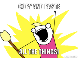All The Things Meme Generator - DIY LOL via Relatably.com
