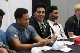 More than     Jeffco student athletes sign on National Letter of Intent Signing Day