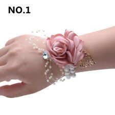 <b>Pink Wrist Corsage</b> for sale   eBay