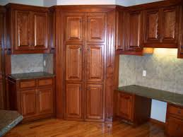 Smallkitchenremodelstallcornercabinetpantry Cocinas - Dining room cabinets for storage