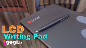 Ainol <b>10 inch LCD Writing Pad</b> review - Under Rs. 2000 write, erase ...