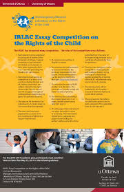 competitions interdisciplinary research laboratory on the rights image of the poster for the competition