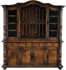 Dining Room Hutch Furniture Dining Room And Had A Blank Slate Of A Built In Curio Cabinet In