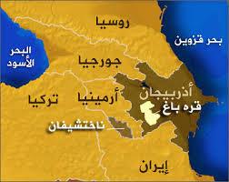 أذربيجان -  تحرير مرتفعات استراتيجية ومستوطنات في اقليم  ناجورنو- قرة باغ