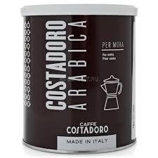 <b>Кофе</b> молотый <b>Costadoro Arabica Moka</b>, цена – купить в Юлмарт