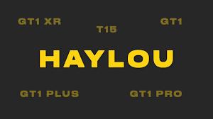 ОБЗОР НАУШНИКОВ <b>HAYLOU GT1</b>, GT1 Plus, GT1 <b>Pro</b>, GT1 XR ...