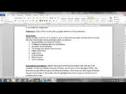 term paper bibliography