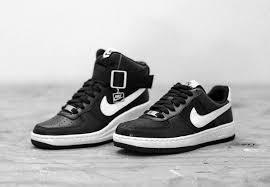 Nike Air Force Black Womens