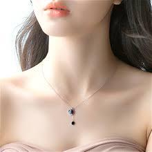 Новые поступления 925 <b>Серебряное</b> ожерелье женское ...