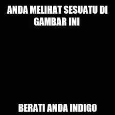 Image result for anak indigo