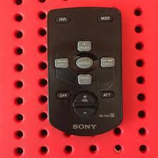 пульт от магнитолы Sony rm-x115 – купить в Москве, цена 500 ...