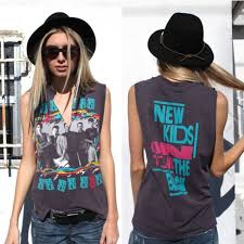 MATEVINTAGE.COM || <b>New</b> Kids on the Block <b>Vintage</b> Tee | <b>Diy</b> ...