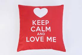 Купить <b>Декоративная подушка</b> I love <b>you</b> 43х43 см с доставкой по ...