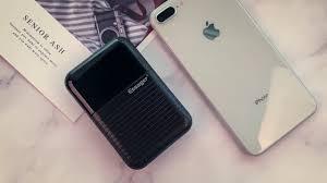 <b>Essager</b> 10000mAh Mini <b>Power</b> Bank Fast <b>Portable</b> External <b>Battery</b> ...