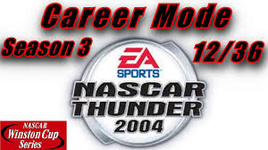 that speed doe nascar thunder career mode at lowe s season that speed doe nascar thunder 2004 career mode at lowe s season 3 race 12 36