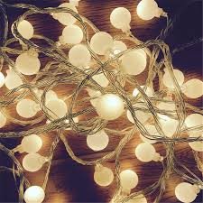 <b>4M 20LED String</b> Lights Outdoor Garlands Bedside Decoration ...