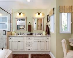 double vanity mirror bathroom traditional with bathroom light brown glass bathroom vanity lighting 7