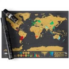 <b>Скретч</b>-<b>карты мира</b>