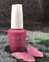 OPI <b>Suzi Will</b> Quechua Later! <b>GCP31</b> Gel Color PERU I Gel-nails.com