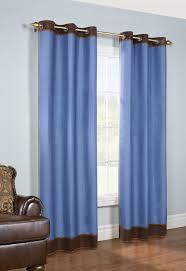 door curtain panels grommet