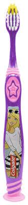 Купить <b>Зубная щетка Colgate Smiles</b> Barbie 5+, фиолетовый по ...