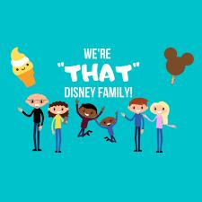 We're That Disney Family
